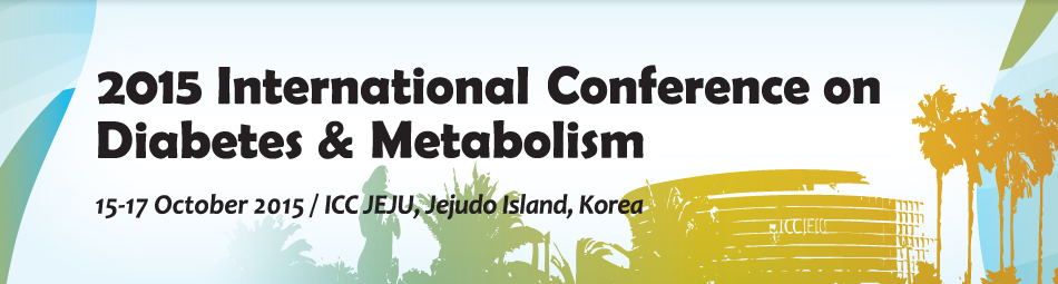 2015 International Conference on Diabetes and Metabolism